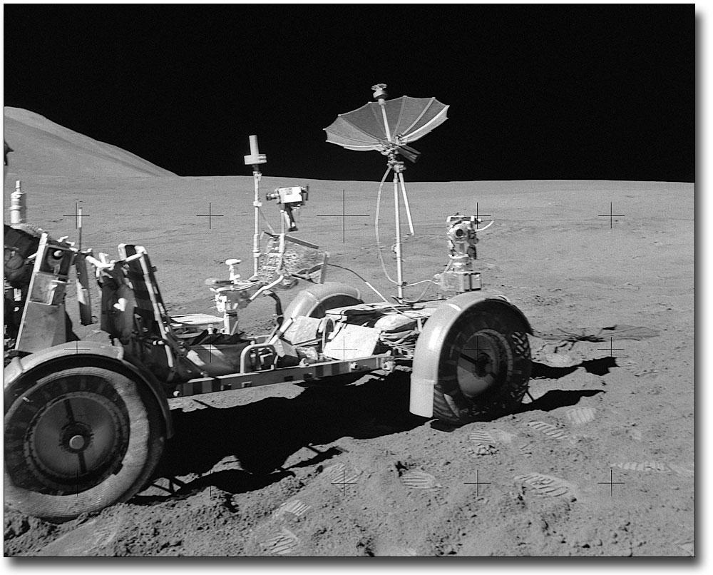 nasa apollo lunar rover - photo #3