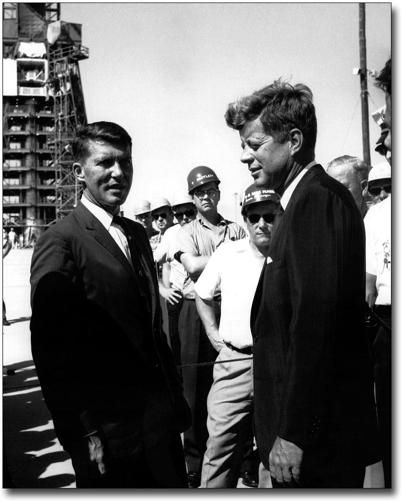 Kennedy Look Cool In Sunglasses Silver Halide Photo Of President John F