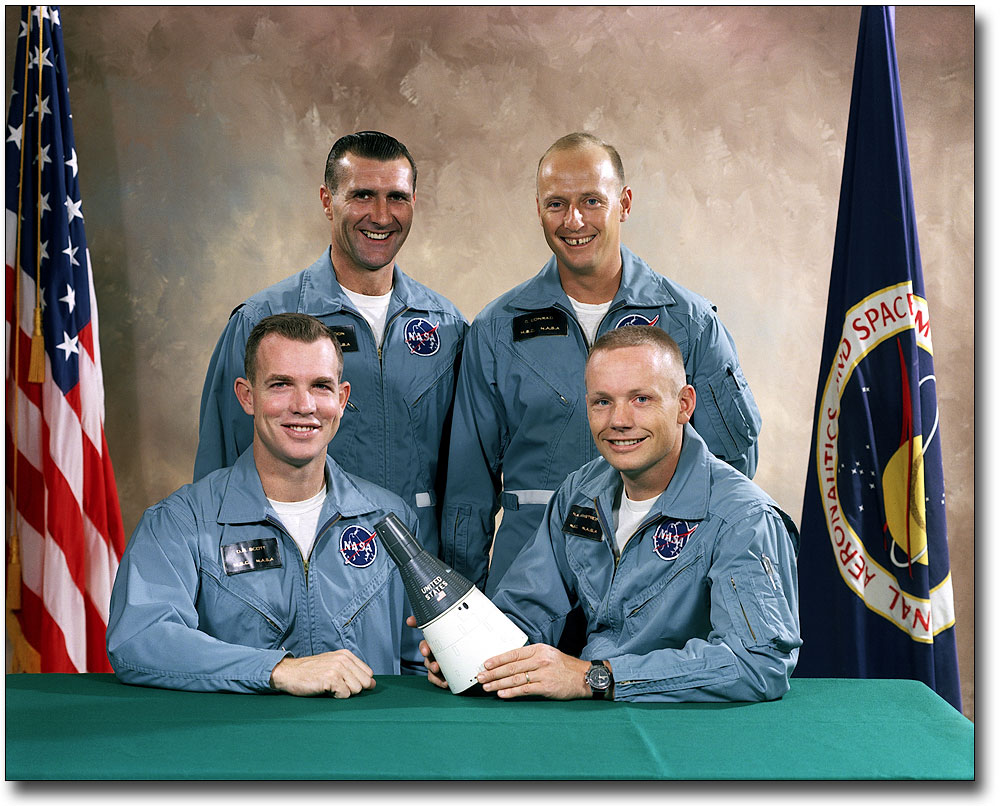 Collectibles Gemini 5 Crew Recovery 11x14 Silver Halide Photo Print Astronauts & Space Travel