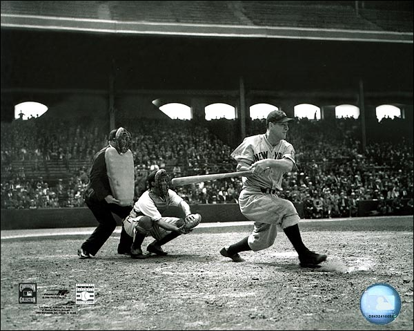 Lou Gehrig, New York Yankees Baseball Photo Print for Sale