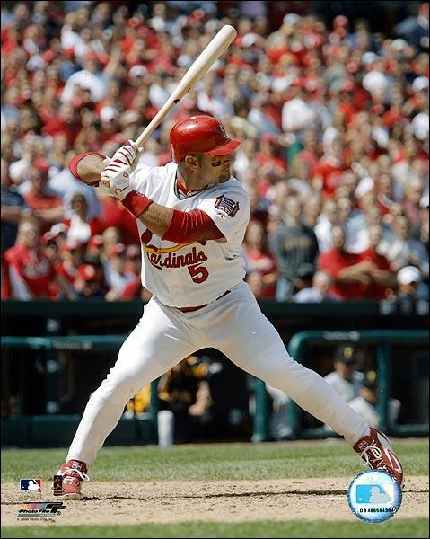 St. Louis Cardinals Baseball Albert Pujols Photo Print for Sale