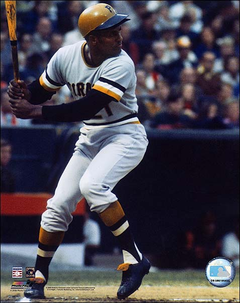 Pittsburgh Pirates Baseball Roberto Clemente Photo Print for Sale