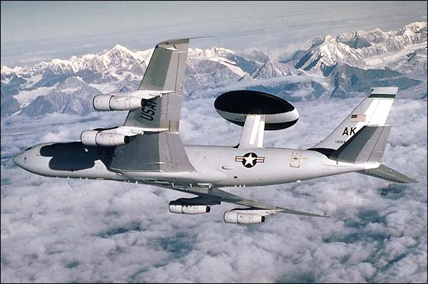 U.S. Air Force E-3 Sentry AWACS Photo Print for Sale
