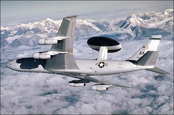 U.S. Air Force E-3 Sentry AWACS Photo Print for Sale