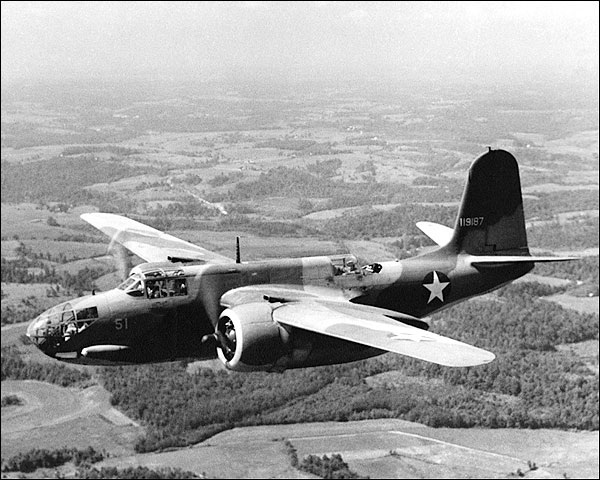 Douglas A-20 Havoc WWII Photo Print for Sale