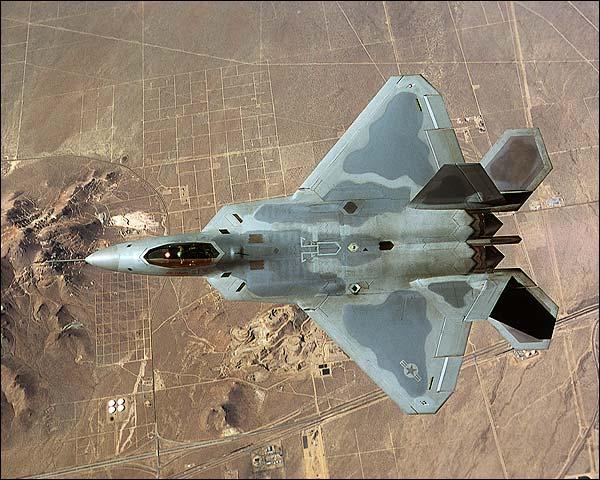 Lockheed F-22 Raptor Photo Print for Sale