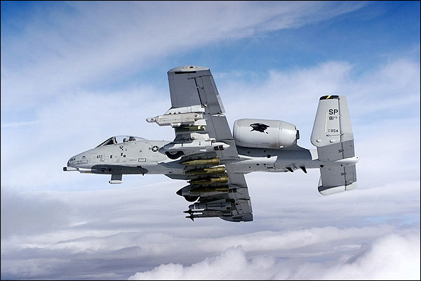 A-10 Warthog Thunderbolt II Photo Print for Sale