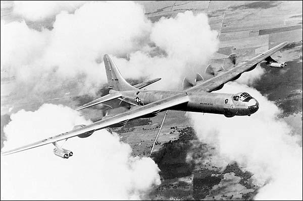 Convair B-36 / RB-36D Peacemaker Photo Print for Sale