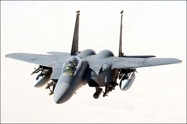 F-15 / F-15E Strike Eagle Fighter Aircraft Photo Print for Sale