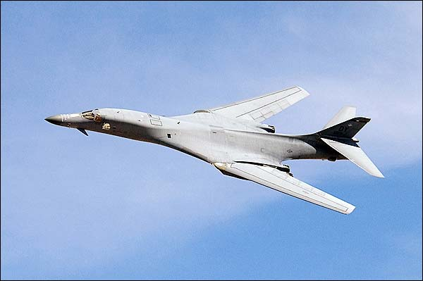 B-1 / B-1B Lancer Bomber Fly-By USAF Photo Print for Sale