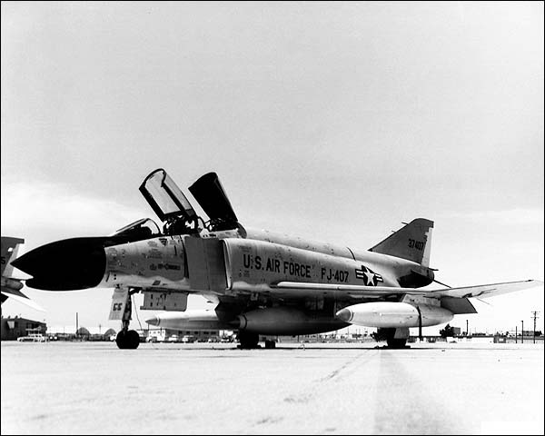 Douglas F-4 Phantom Jet Fighter Photo Print for Sale