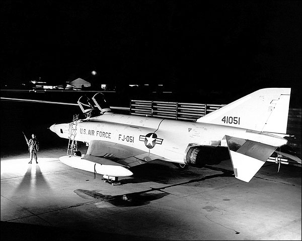 McDonnell Douglas RF-4C / F-4 Phantom II Photo Print for Sale