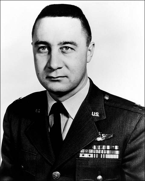 Captain Virgil Ivan Gus Grissom Portrait Photo Print for Sale