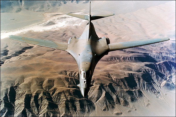 B-1 / B-1B Lancer Bomber Camouflage Paint Photo Print for Sale