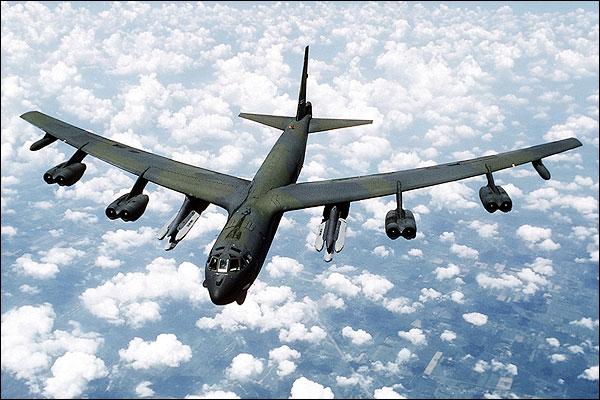 B-52G / B-52 Stratofortress Bomber Photo Print for Sale