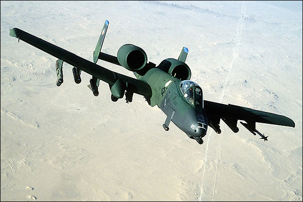 A-10 A / A-10 Thunderbolt II Warthog Photo Print for Sale