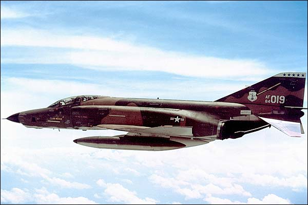 RF-4C / F-4 Phantom II Reconnaissance Photo Print for Sale