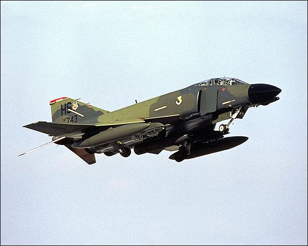 F-4 Phantom Aircraft Air Force Photo Print for Sale