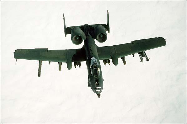 A-10 Warthog Thunderbolt II  Photo Print for Sale