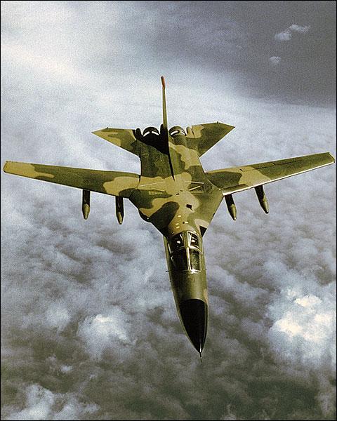 General Dynamics F-111 Aardvark Fighter Jet Photo Print ...
