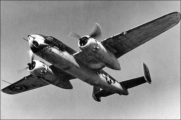 North American Aviation B-25 Mitchell Bomber WWII Photo Print for Sale