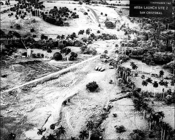 Cuban Missile Crisis Launch Site After 1962 Photo Print for Sale