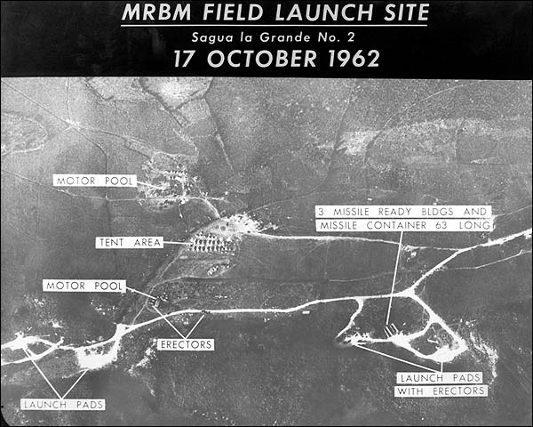 Cuban Missile Crisis Launch Site Before Photo Print for Sale