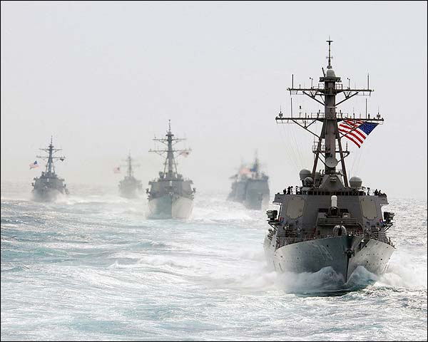 Missile Destroyer USS Porter DDG 78 Photo Print for Sale