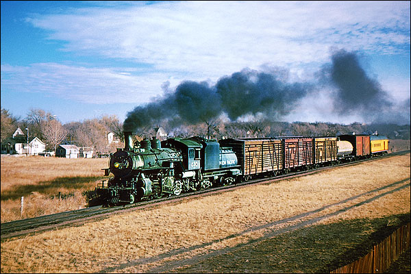 Union Pacific Railroad 2-8-0 Steam Train Photo Print for Sale