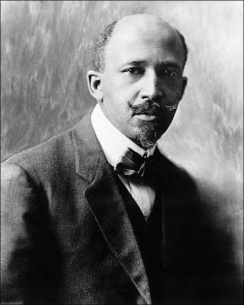 W.E.B. Du Bois Portrait Civil Rights Photo Print for Sale