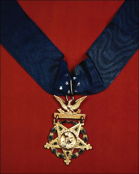 Air Force Congressional Medal of Honor WWII Photo Print for Sale