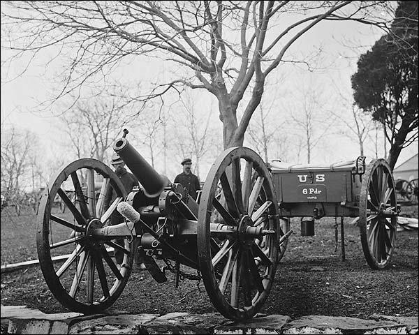 Civil War Washington D.C. Mathew Brady Photo Print for Sale