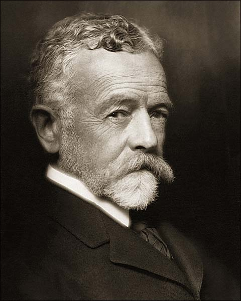 US Senator Henry Cabot Lodge Portrait 1916 Photo Print for Sale