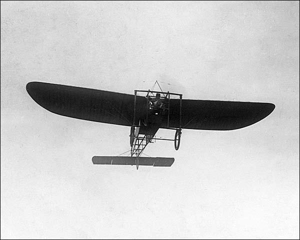 Louis Bleriot Calais to Dover Monoplane Photo Print for Sale