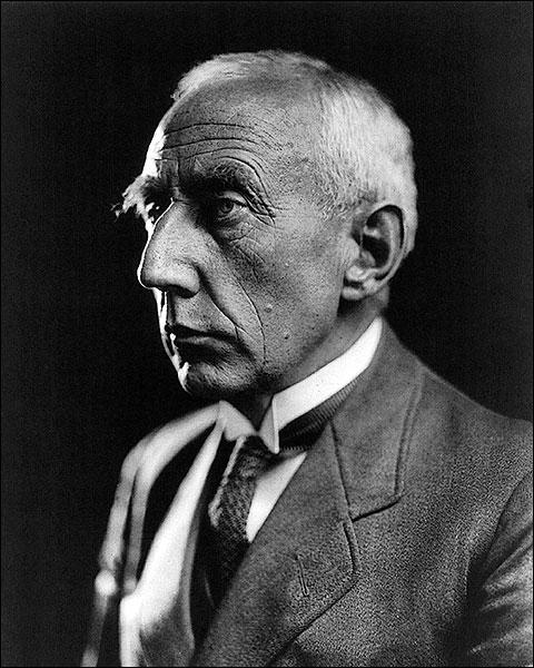 Polar Explorer Roald Amundsen Portrait Photo Print for Sale