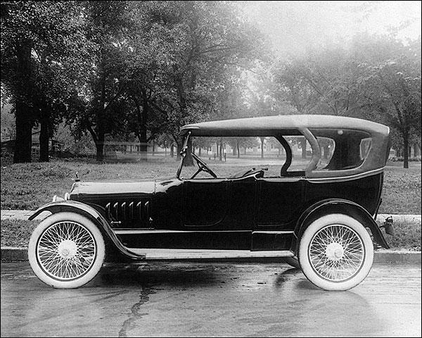 Peerless Car Antique Automobile Washington Photo Print for Sale