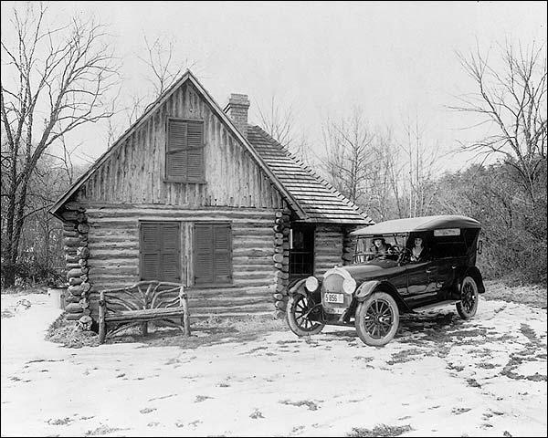 Antique Oldsmobile Automobile Washington DC Photo Print for Sale