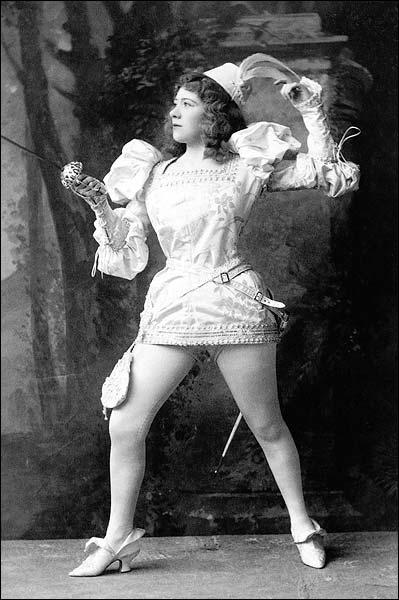 Actress Dame Marie Tempest Portrait 1892 Photo Print for Sale