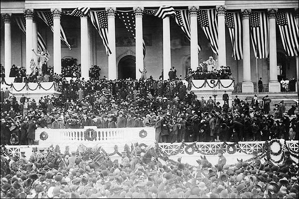 Howard Taft Presidential Inauguration 1909 Photo Print for Sale