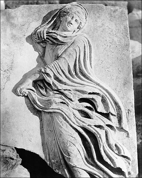 Ancient Greek Bas-relief Sculpture Greece Photo Print for Sale