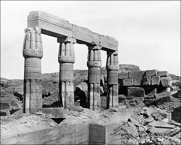 Karnak Temple Complex Ancient Ruins Egypt Photo Print for Sale