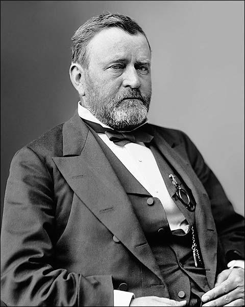 President Ulysses S. Grant Photo Print for Sale