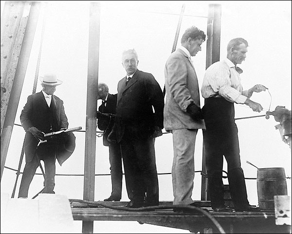 Met Life Tower President Hegeman 1908 New York City Photo Print for Sale