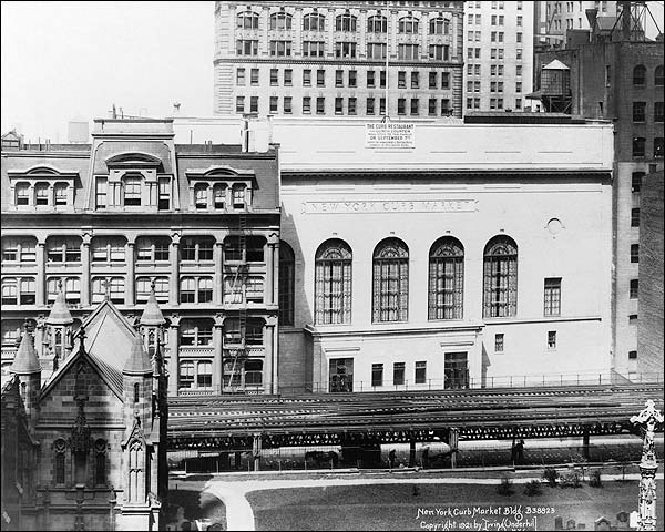 New York Curb Market, New York City 1921 Photo Print for Sale