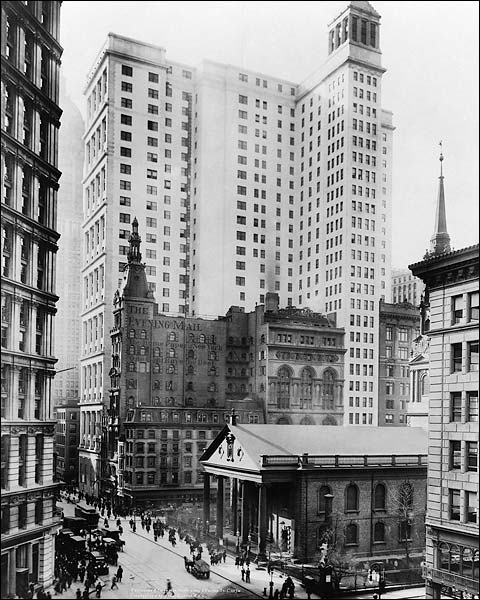American Telephone and Telegraph Building, New York City Photo Print for Sale