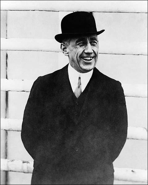Explorer Roald Amundsen Portrait 1913 Photo Print for Sale