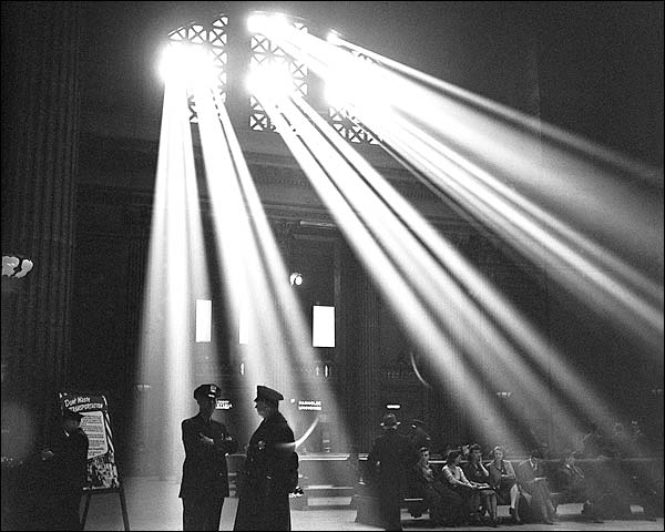 Union Station, Chicago, Jack Delano 1943 Photo Print for Sale