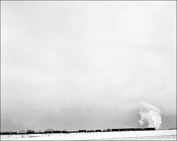 Train & Northwestern Station Jack Delano Photo Print for Sale