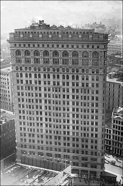 Flatiron Building New York City 1908 Photo Print for Sale