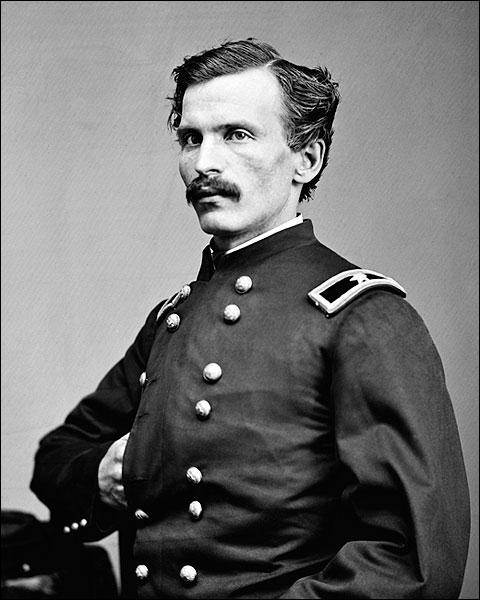 Civil War Colonel Henry A. Barnum Portrait Photo Print for Sale